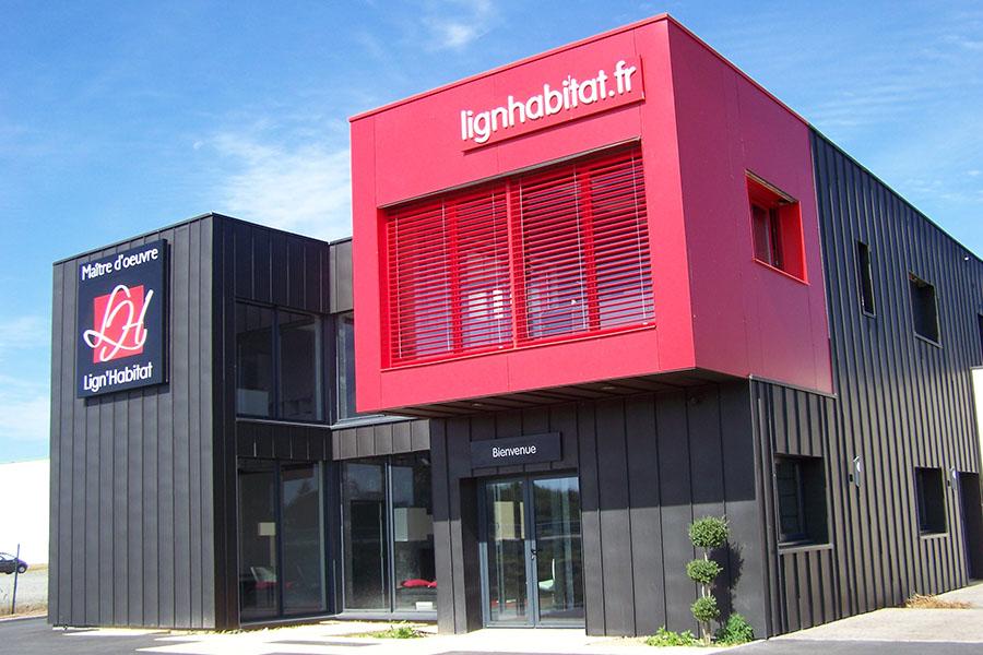 Agence Lign'Habitat : maître d'oeuvre en Ille-et-Vilaine depuis 2008
